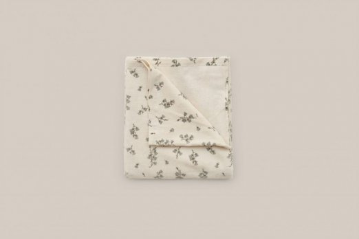 Garbo & freinds bath towel bluebell