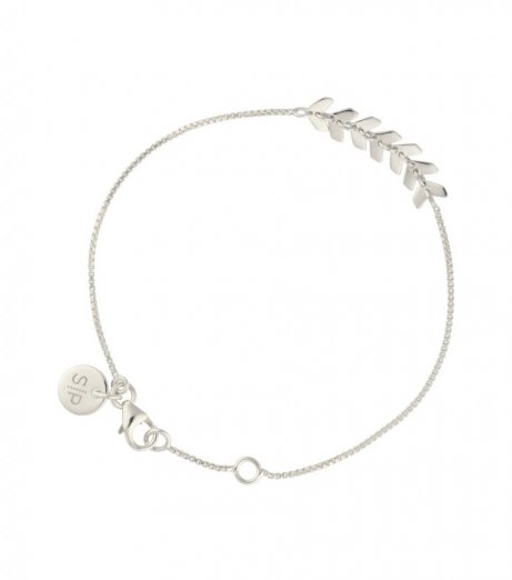 Syster p layers armband silver