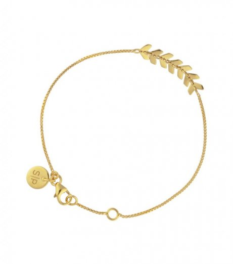 Syster P layers armband guld