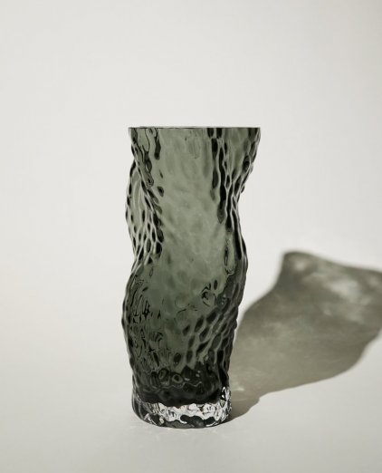 Hein Ostrea ROCK GLASS Vase / blue
