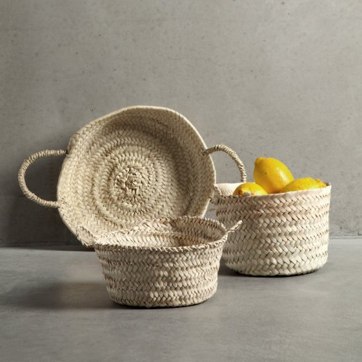Tine k lemon basket