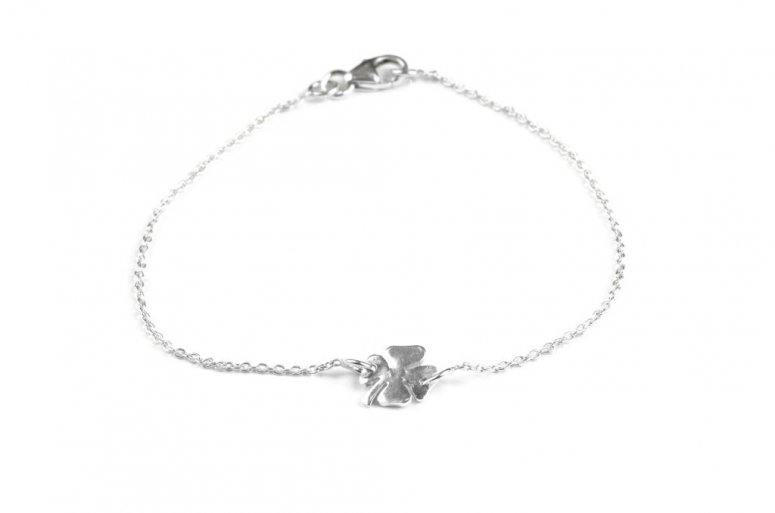 syster p armband luck bracelet silver