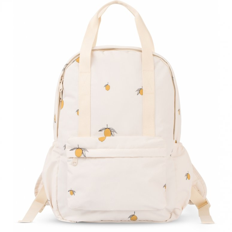Konges slöjd Loma backpack ryggsäck lemon